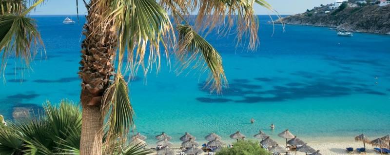 Hotel Grecotel Mykonos Blu - Platis Gialos - Mykonos